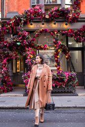 My London Autumn Lookbook 2019 – Fashion With Cori…