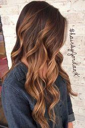 50 heißeste braune Ombre-Haar-Ideen – #Brown # Hottest #ombre #OmbreHair Ideas …   – haar rezepte
