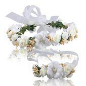Mutterschaft Blume Krone Kranz Stirnband – Mamipop # Mutterschaftphotographydresses …
