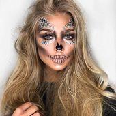 23 Halloween-Make-up-Looks um dieses Jahr zu versuchen