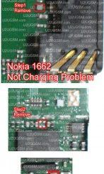 Nokia 1662 Not Charging Problem Solution 100 Tested Problem And Solution Solutions Nokia