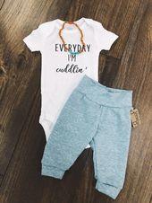 Everyday I'm Cuddlin'  – Baby necessities