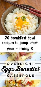 20 breakfast bowl recipes to jump-start your morning 8
