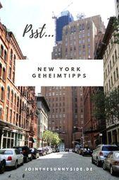 Deine perfekte New York Reise