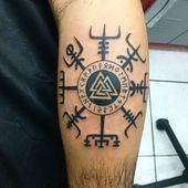 Tatuajes eslavos y escandinavos … – #Croata #Eslavia #Ta …  – Tattoos