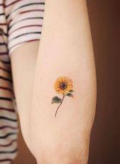 100+ Pretty Tiny Tattoo Design für Frauen  – Tattoo Art