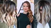 35 Balayage Hair Color Ideas – Best Balayage Hair Color Trends #beauty #simple #hairstyles #party # chic