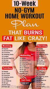 Wenn Sie abnehmen, Muskeln aufbauen oder fit werden möchten, schauen Sie sich u…