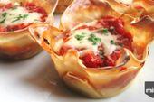 6 recetas para deliciosos cupcakes salados y muy originales   – Gastronomía y cocina