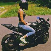 10 Gründe ein Biker Chick zu datieren   – Women and Bikes