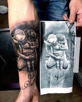 Familie ist das wichtigste #art #tattooartist #inkedgirl #tattoomodel #tatt …