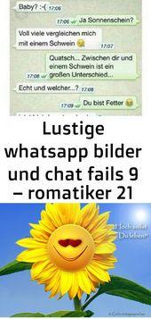 Lustige whatsapp bilder und chat fails 9 – romatiker 21