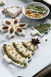 Feiertagsnachmittag: Machen Sie einfache Salzteig-Ornamente aus Zutaten, die Sie bereits zur Hand haben