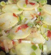 Un truco para cuando hacemos pescado al horno con patatas el punto de cocción de …   – MyPic