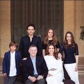 c4853cb4f81f04 Happy Birthday Princess Iman bint Al Hussein Princess Iman with her husband  Zaid Mirza
