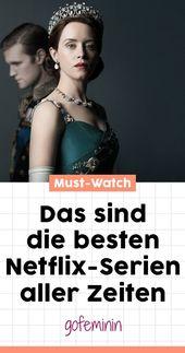 Achtung, Suchtgefahr! Das sind die besten Netflix-Serien
