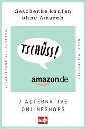 Geschenke kaufen ohne Amazon: 7 alternative Onlineshops