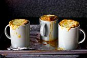 roasted tomato soup with broiled cheddar – smitten kitchen   – In The Kitchen.
