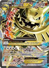 M Steelix EX (Full Art) – XY – Steam Siege, Pokemon – Online-Gaming-Shop für …   – Pokedex 2