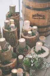 20 Amazing Winter Wedding Ideas #wedding #winterwe…