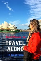 The Best Places to Travel Alone in Australia