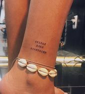 """SOUL ALOHA auf Instagram: """"Glaub mir! ✨ ♥ ? Foto @anacarolinarosaoficial """" – Tatto"""