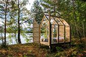 Mit der natur verbunden: garten von ecologic city garden – paul marie creation,skandinavisch