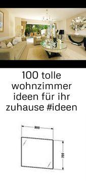 100 tolle wohnzimmer ideen für ihr zuhause #ideen #tolle #wohnzimmer #zuhause 2