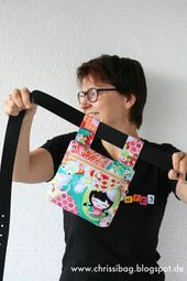 """The """"Multimade Bag"""" – a true all-rounder! (Chrissibag)   – Ideen"""