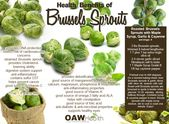 Health Benefits of Brussels Sprouts 1