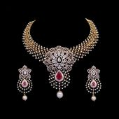 Diamant-Halsketten / Halsreifen – Diamantschmuc …