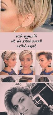 20 long pixie haircuts that you should see – Madame Friisuren | Madame Hairstyles #HairstylesYouth-Worship #HairstylesChristmas #HairstylesKids #F
