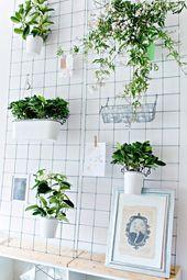 Selbstgemachte Blumentöpfe – eine Anleitung und andere DIY Ideen – DIY – Do it yourself – Selber Machen – Europaletten