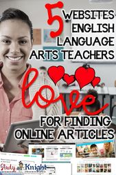 5 FREE Web sites for College students – English Language Arts Lecturers Love These for Discovering On-line Articles – Examine All Knight