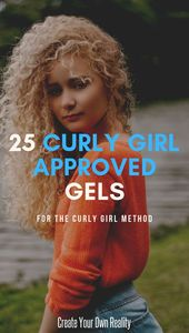 25 Curly Lady Permitted Hair Gels