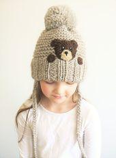 Mit Hüten von Mama und mir. Süßes Winteroutfit für Mama und Kind. Dies … …   – Baby
