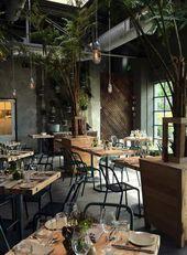 Restaurant Weddings for Modern Inspiration