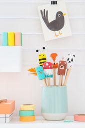 DIY Upcycling aus Korken – süße Aufsätze für Stifte
