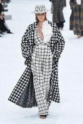 Défilé Chanel Prêt à porter Automne-Hiver 2019-2020 – Paris – Elle