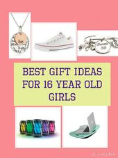 Gift Ideas For 16 Year Old Girls Teenager Birthday Gifts 16 Year Old Christmas Gifts 16th Birthday Gifts For Girls