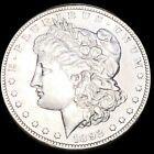 1880-S Morgan Silver Dollar $1 BU Coin SKU42094