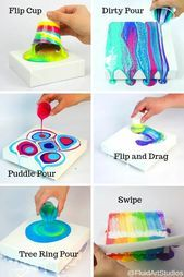 Paint for – acrylic pouring – #Acrylic # for #Painting #Pouring   – Acrylic pour painting