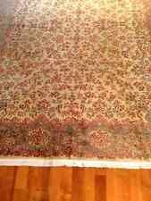 Vintage Karastan Wool Rug 10ft X 14ft Kirman Fl Design 788