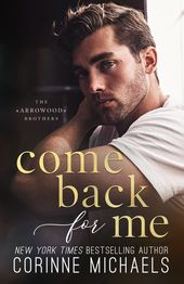 Portada Revelada: Come back for me de Corinne Mich…