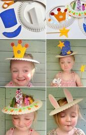 All on a Plate: 50 Cool Concepts for Child's Craft | Журнал Ярмарки Мастеров,#craft …