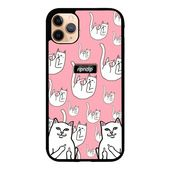 RIPNDIP Cat Wallpaper L0422 iPhone 11 Pro Max Hülle – iPhone 11 Pro Max Hülle – …   – Katzen