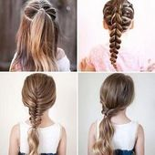 Step by step Long hairstyles trendy ideas for little girl - September 21 2019 at 06:33PM - #hairstyles #ideas #little #September #trendy -