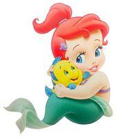 Baby Ariel – #Ariel #Baby #Cartoon