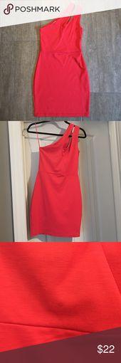 Short red dress size 0 leggings