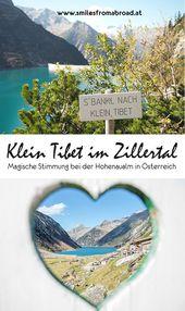 """Klein Tibet """"Hohenaualm"""" im Zillertal – Einfach ankommen und genießen – smilesfromabroad"""
